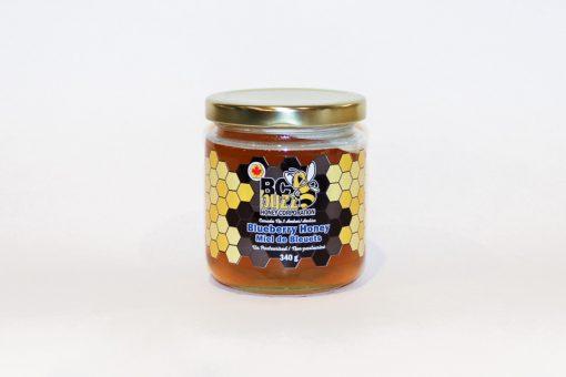 BC Buzz Blueberry Honey 340g