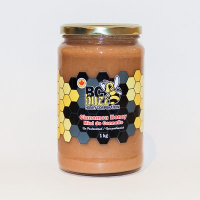 BC Buzz Cinnamon Honey 1kg