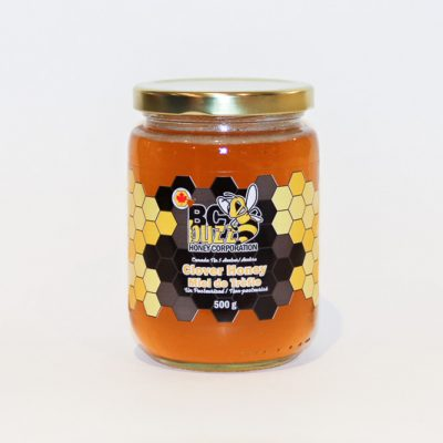 BC Buzz Clover Honey 500g