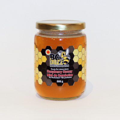 BC Buzz Raspberry Honey