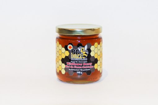 BC Buzz Wildflower Honey 340g