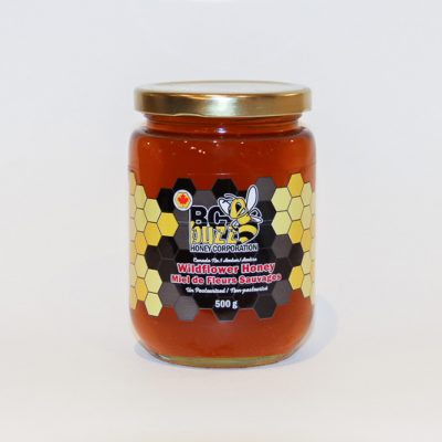 BC Buzz Wildflower Honey 500g